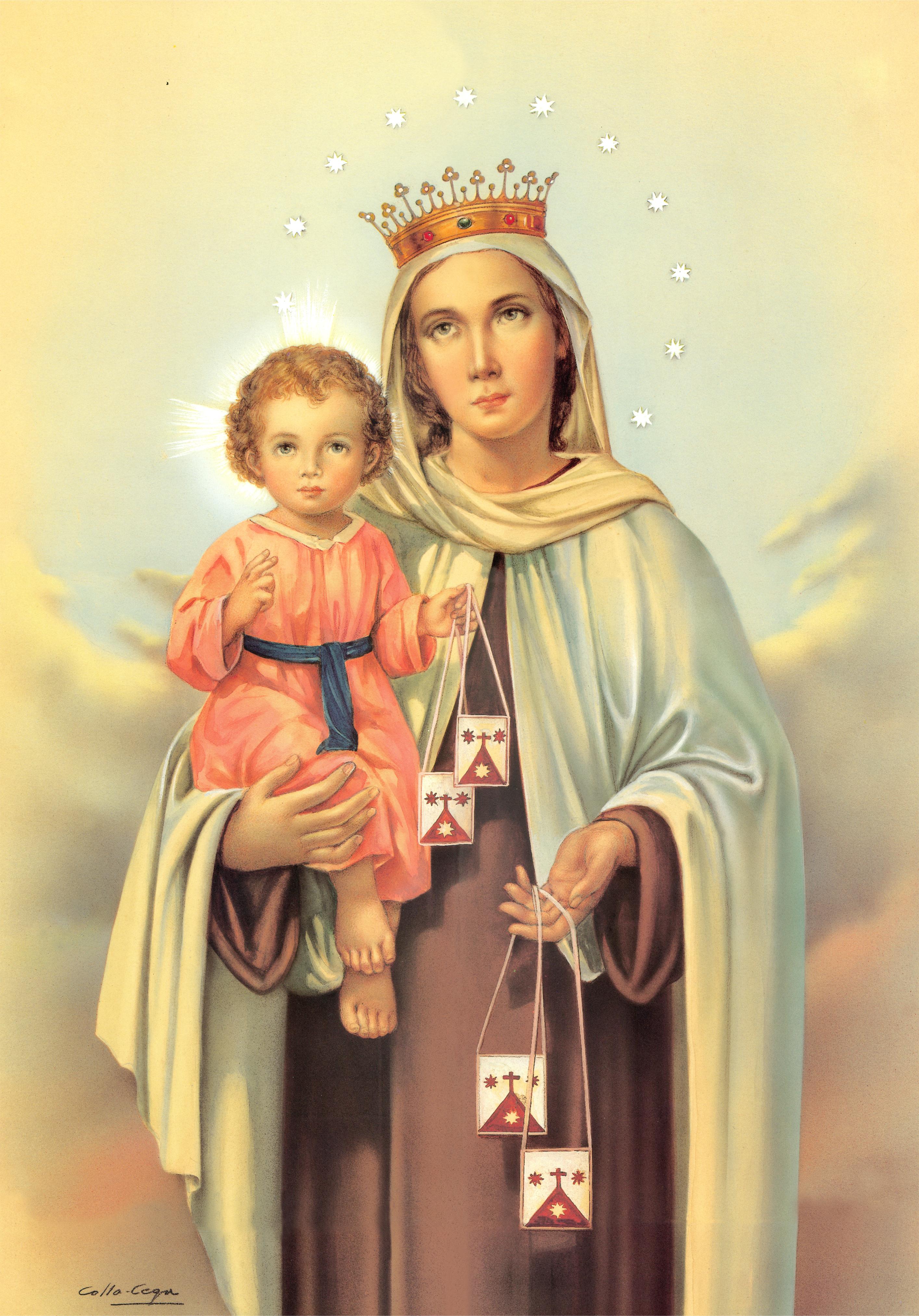 Virgen Del Carmen Related Keywords & Suggestions - Virgen Del Carmen ...