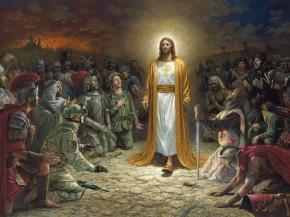 Paz de Cristo, Jesús rey de reyes
