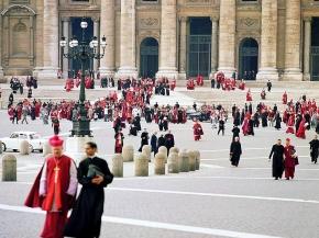 Conclave Iglesia Católica
