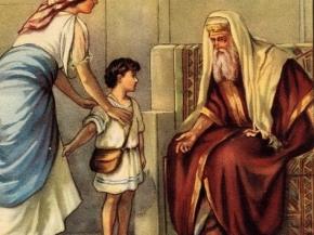 Jesús presentado