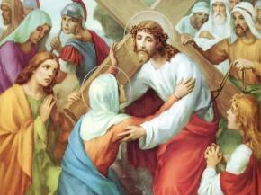 Vía Crucis Jesucristo