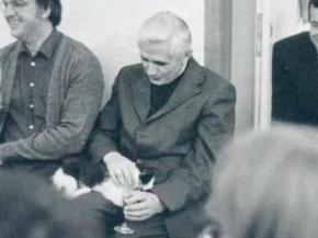 Benedicto XVI y los animales