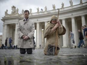 Iglesia Católica, pobres, ricos