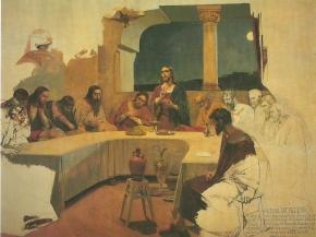 ultima cena,Jesús, Jesucristo
