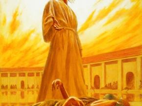 Jesús rescatando, rescate